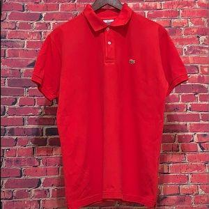"Vintage Lacoste | ""Devanlay"" | Short Sleeve Polo"